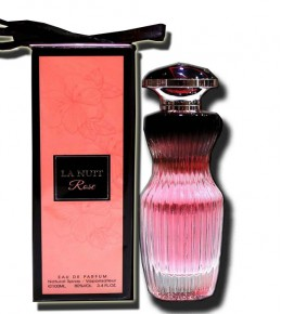 Fragrance World La Nut Rose