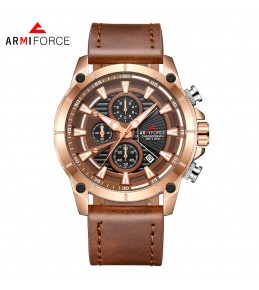 Armi Force watches -Brown strap