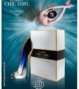 Classy Chic Girl From Fragrance World