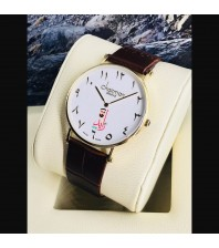 chairman year 2018 brown with white dial