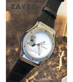 Custom  watches -Zayid Brand Black